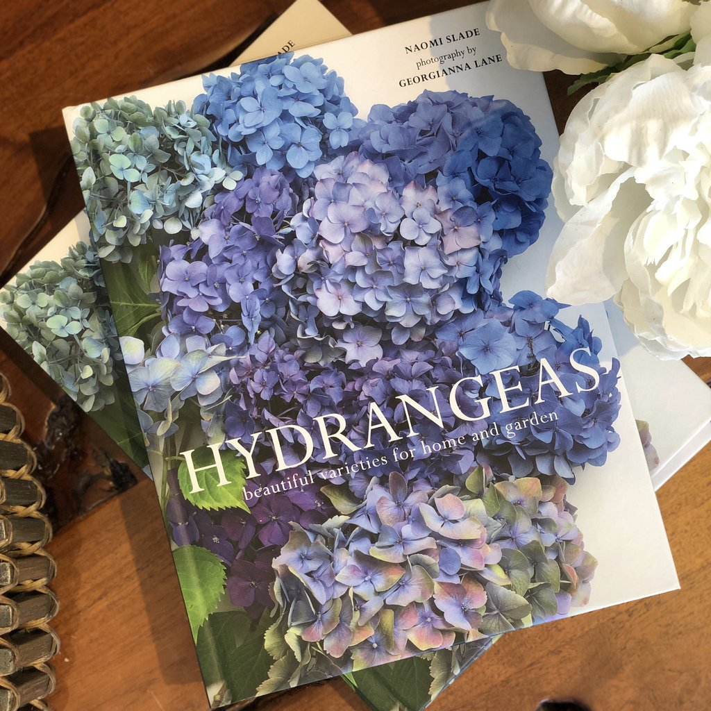 MH Book - Hydrangeas: Beautiful Varieties for Home & Garden - Naomi Slade