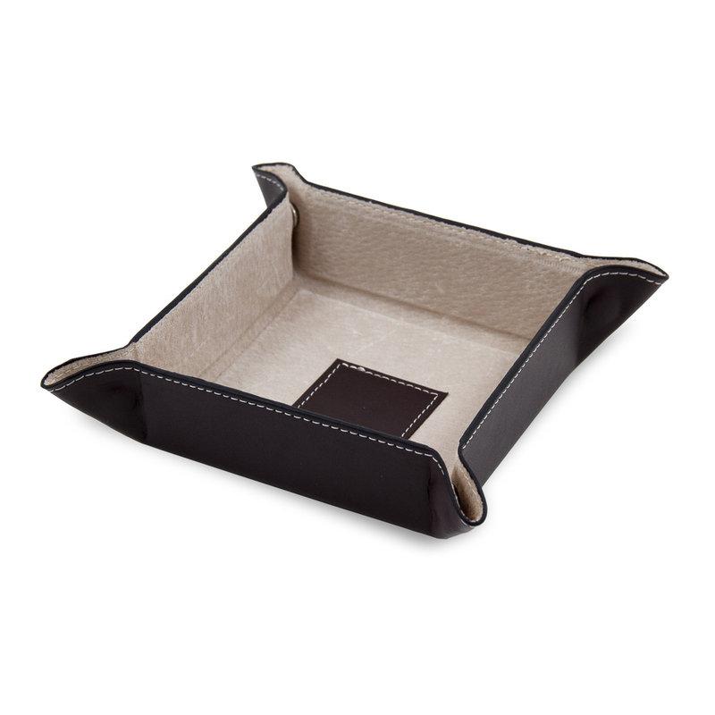 Bey-Berk International Leather Snap Valet - Classic Colors - Foilpress