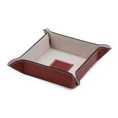 Leather Snap Valet - Classic Colors - Foilpress