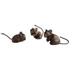 Sculpture - Three Blind Mice - S/3 - Bronze