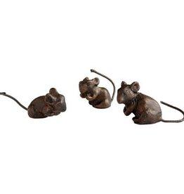 MH Sculpture - Three Blind Mice - S/3 - Bronze
