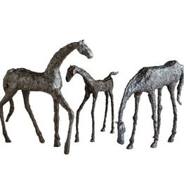 Sculpture - Filly - Warm Bronze Finish