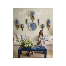 Book - Entertaining Beautifully - Aerin Lauder