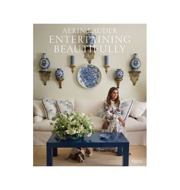 Book - Entertaining Beautifully - Aerin Lauder