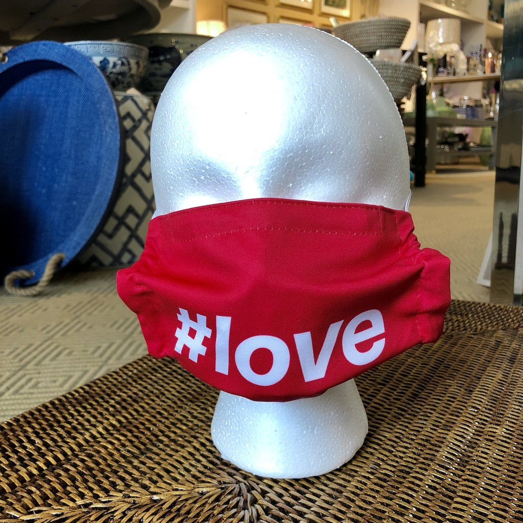 Mask - #LOVE