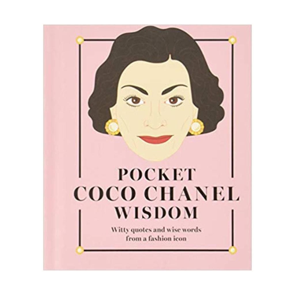 MH Book - Pocket Wisdom -  Coco Chanel