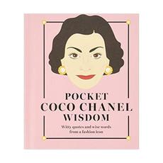 Book - Pocket Wisdom -  Coco Chanel
