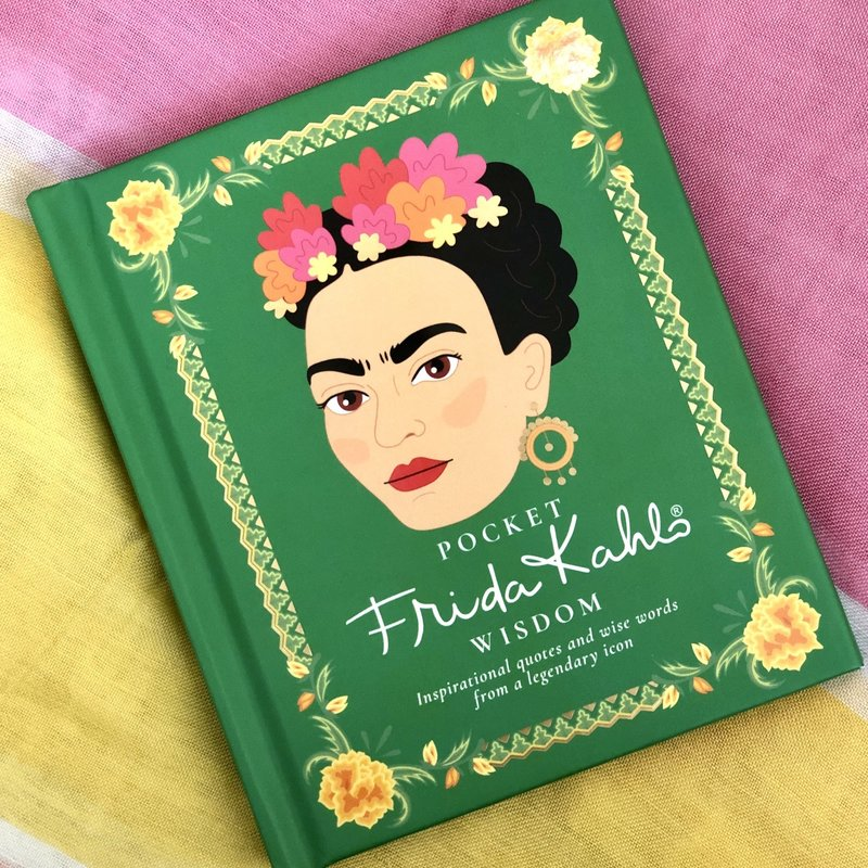 Abrams - HBG Book - Pocket Wisdom -  Frida Kahlo