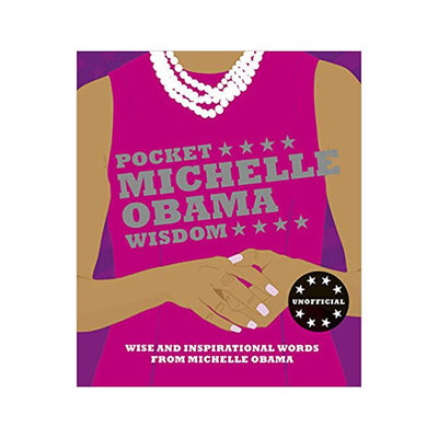 Book - Pocket Wisdom -  Michelle Obama