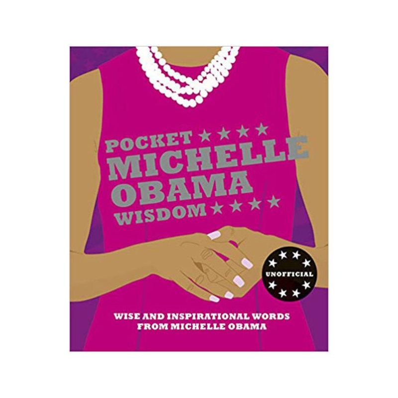 MH Book - Pocket Wisdom -  Michelle Obama