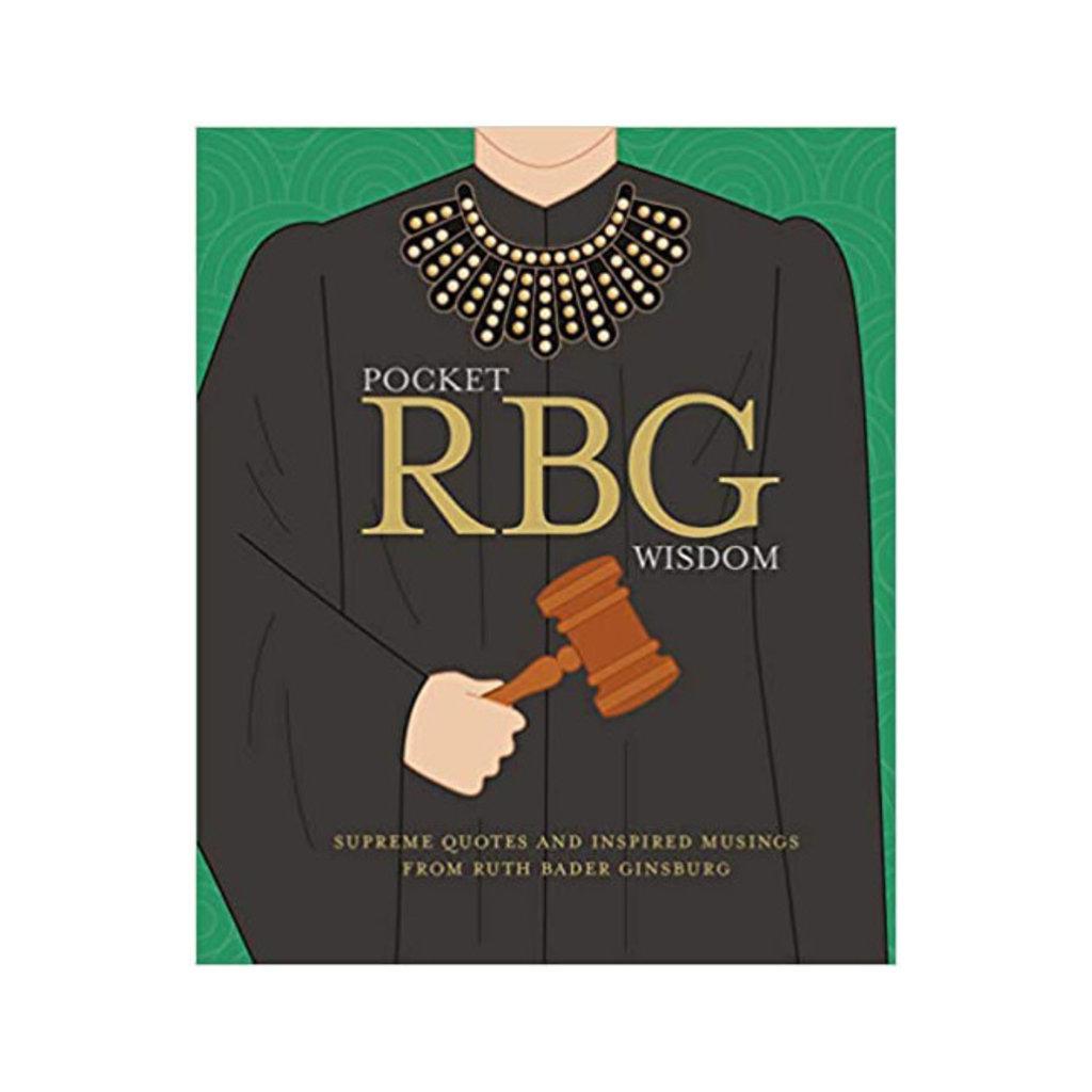 Book - Pocket Wisdom -  RBG