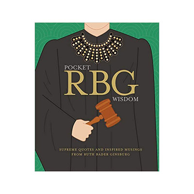 Book - Pocket Wisdom -  RBG
