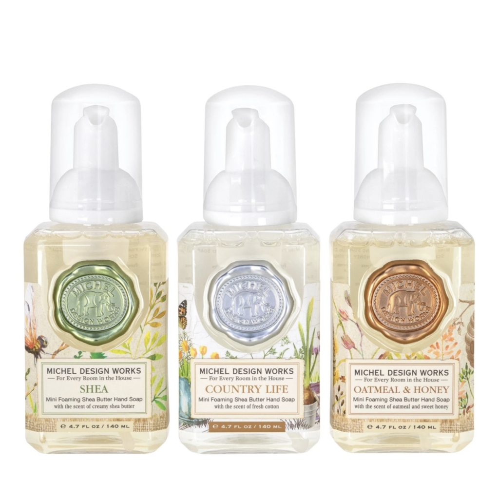 Set #2 - Mini Foaming Hand Soap - Country