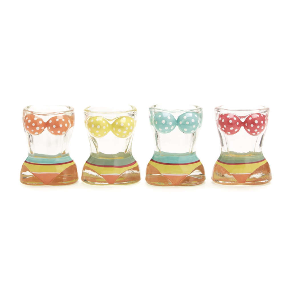 Shot Glasses - Summer - Bikini - S/4