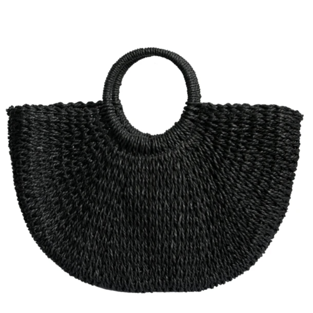 Tote - Sandy Straw - Two Colors