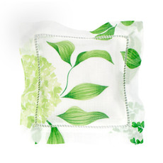Sachet - Embroidered - Square - Mariage