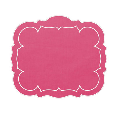 Linho - Rectangle Mat - Linen