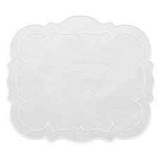 Linho - Rectangle Mat - Linen