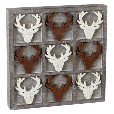 Game - Stag Tic Tac Toe