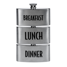 MH Flask - Breafast/Lunch/Dinner