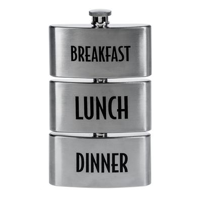 Flask - Breafast/Lunch/Dinner