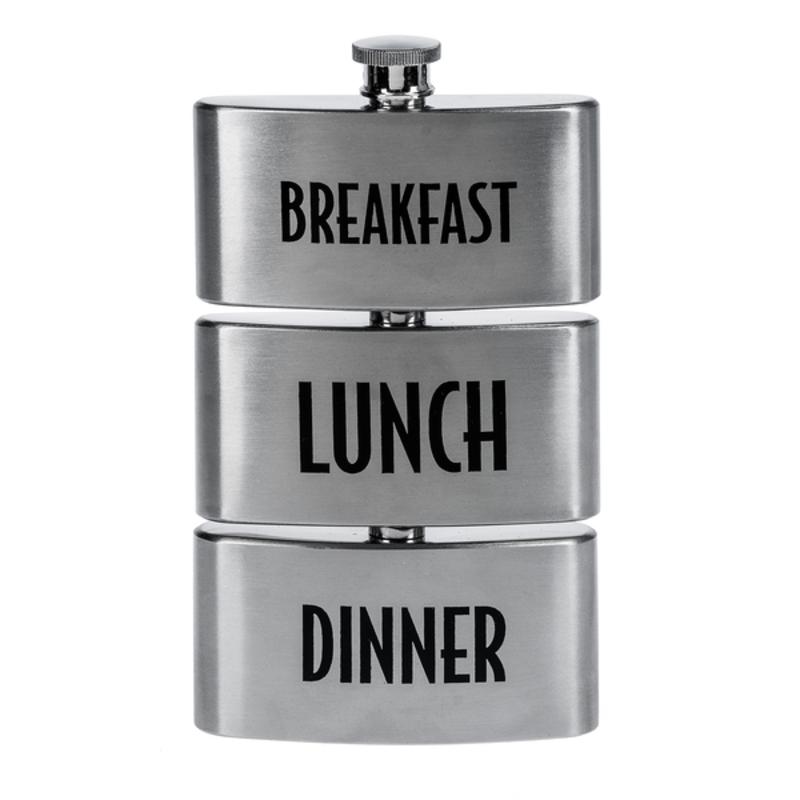 Ganz Flask - Breafast/Lunch/Dinner