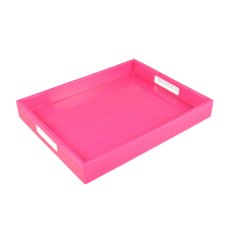 MH Tray - Lacquered - Reicko - Hot Pink