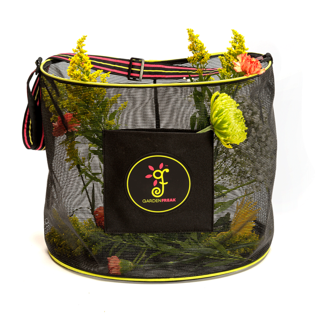"Garden Freak Bag - Garden Freak Brand - The Picking Pouch - 15"" x 17"""