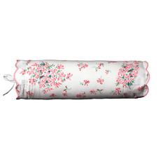 Violettes - Pink - Pink Scallop - Bedding -  Sham - Neckroll