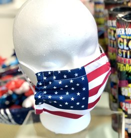 Face Mask - USA Flag