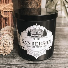 Candle - Halloween - Sanderson Witch Museum - Pumpkin, Cinnamon, Sugar