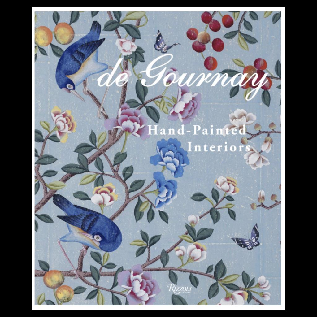 Book - de Gournay: Hand-Painted Interiors