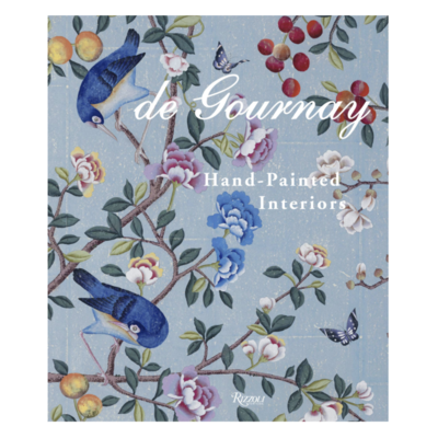 Book - de Gournay: Hand-Painted Interiors