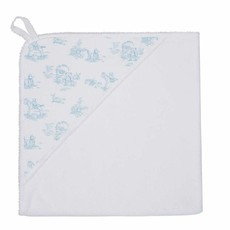 MH Toile - Hooded Towel -