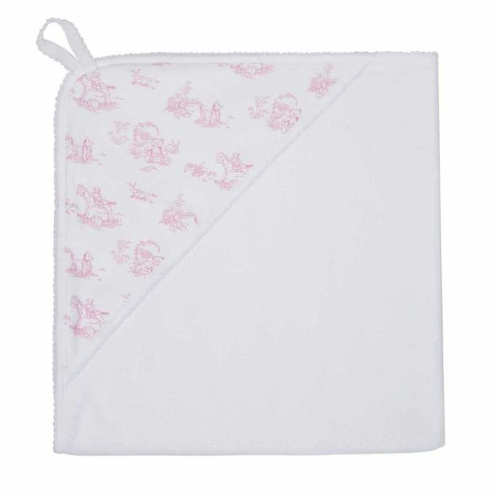 Toile - Hooded Towel -