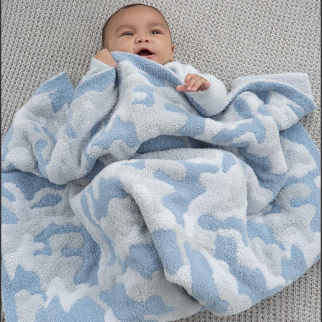 MH Baby Blanket - CozyChic - Camo -