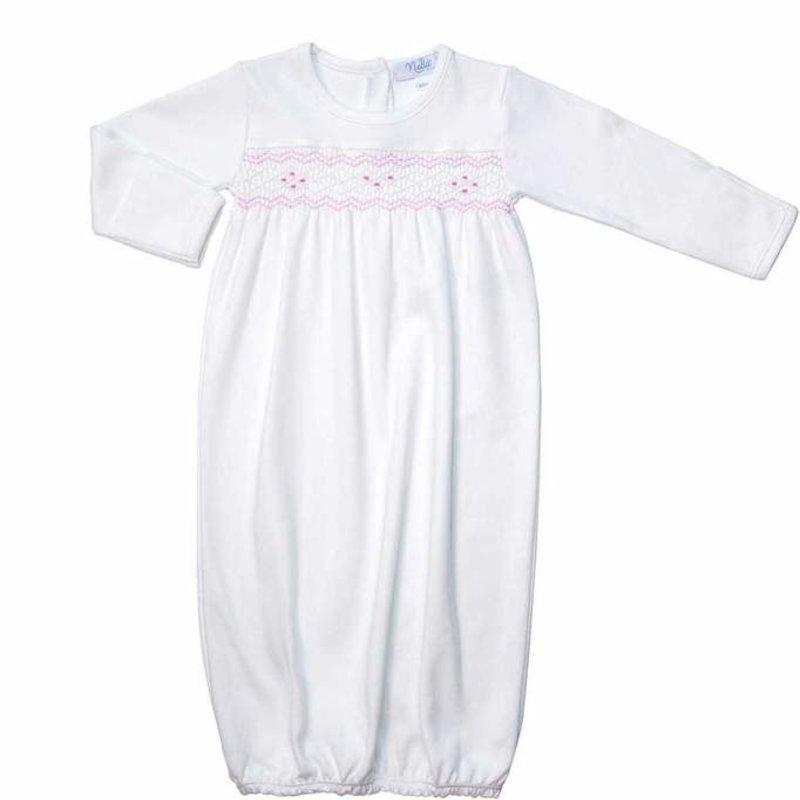 Nella Pima Baby Gown - Nella Baby -