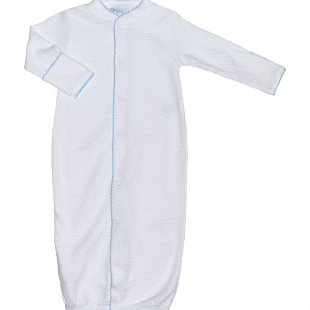 Converter Gown - White Bubble -