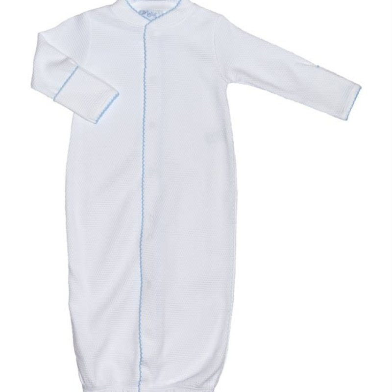 MH Converter Gown - White Bubble -
