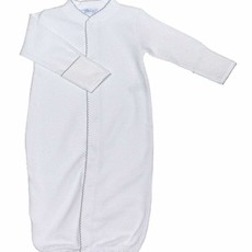 MH Converter Gown - White Bubble -
