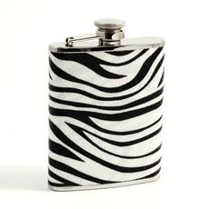 MH Flask - Zebra Pattern