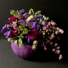 Workshop - Nancy Chase - 2020 Fall Pumpkin Florals