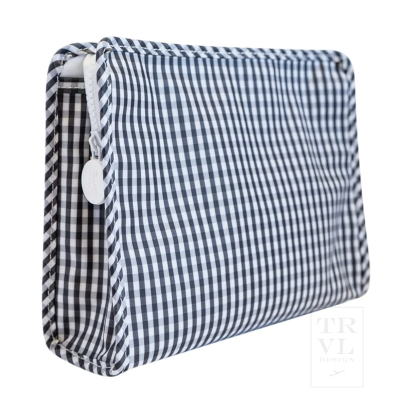 MH Gingham Roadie Bag