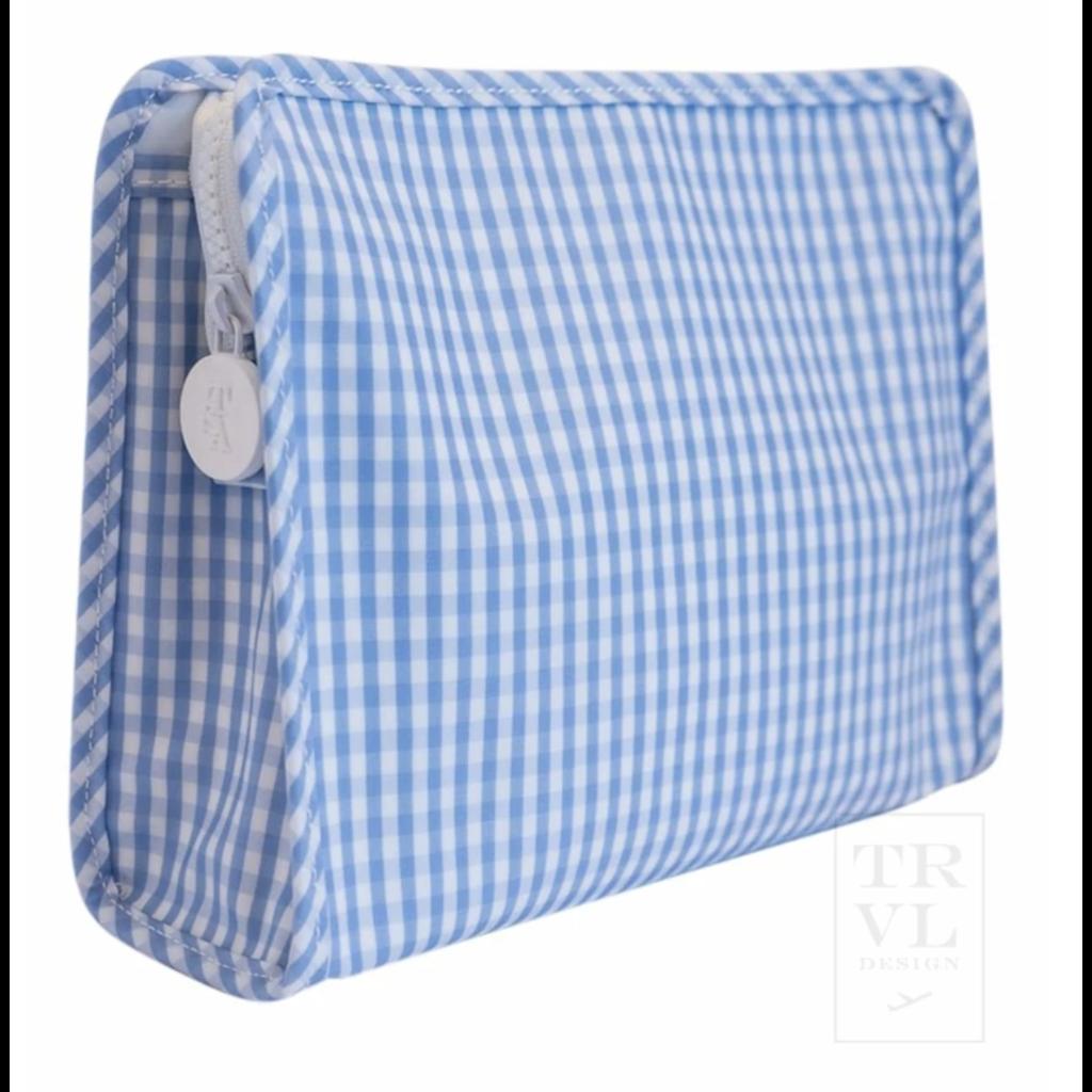 MH Gingham Roadie Bag