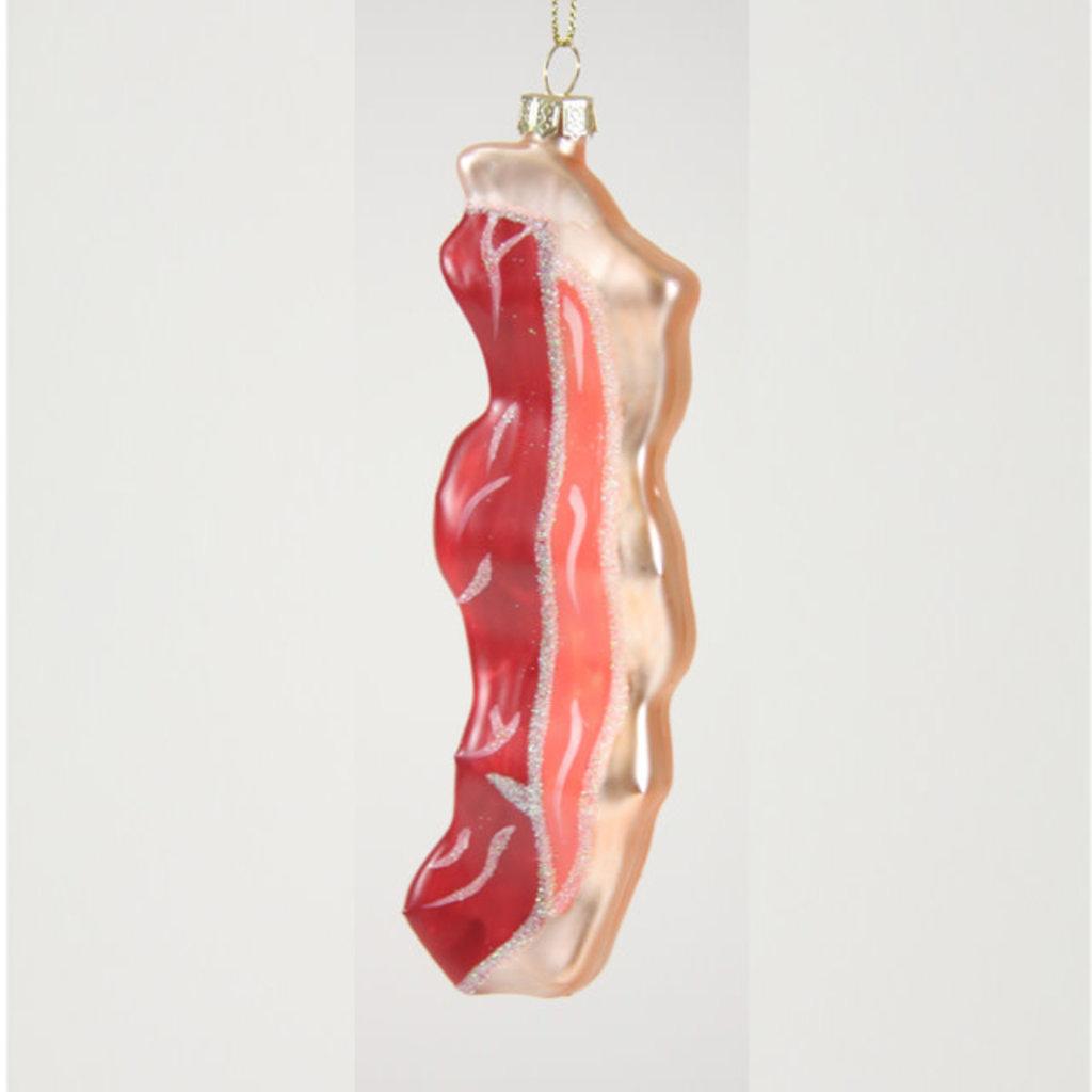 Ornament - Blown Glass - Bacon