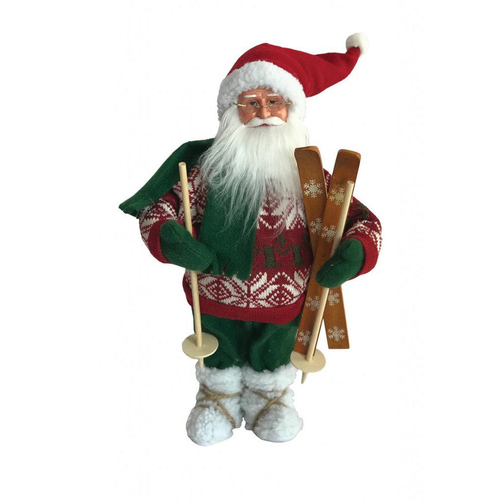 """Santa - Ski Bum - 15"""""""