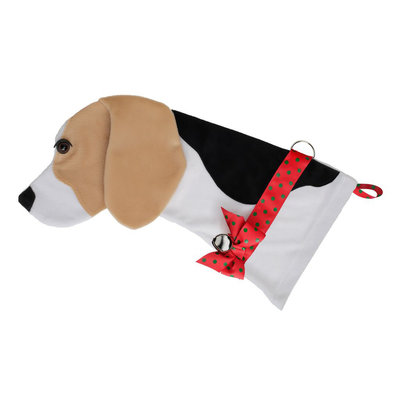 Stocking - Dog -  Beagle
