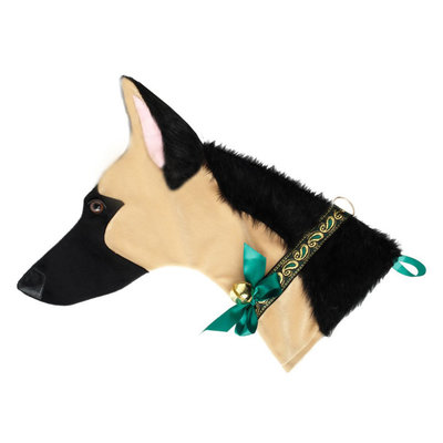 Stocking - Dog -  German Shepherd