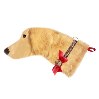 Stocking - Dog -  Golden Retriever