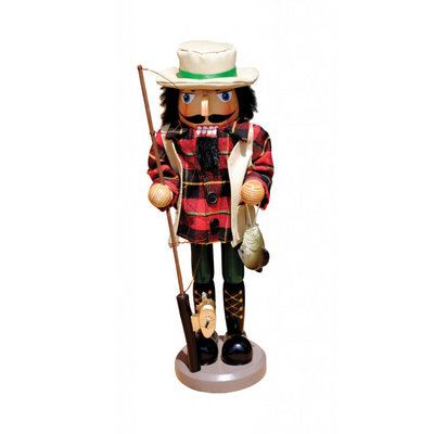Nutcracker - Bass Fisherman - 14""